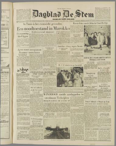 de Stem 1954-08-09