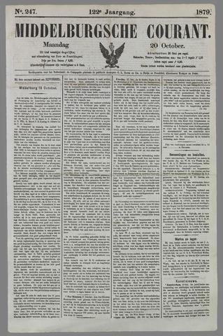 Middelburgsche Courant 1879-10-20