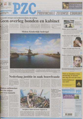Provinciale Zeeuwse Courant 2004-10-12