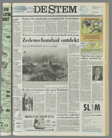 de Stem 1992-08-13