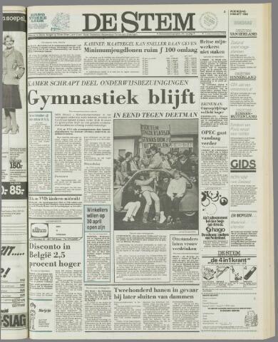 de Stem 1983-03-09