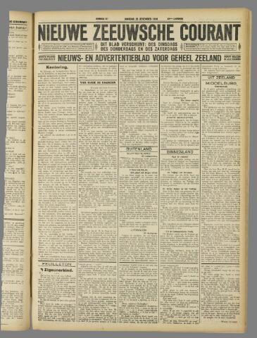 Nieuwe Zeeuwsche Courant 1926-12-21