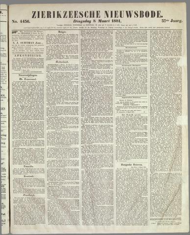 Zierikzeesche Nieuwsbode 1881-03-08