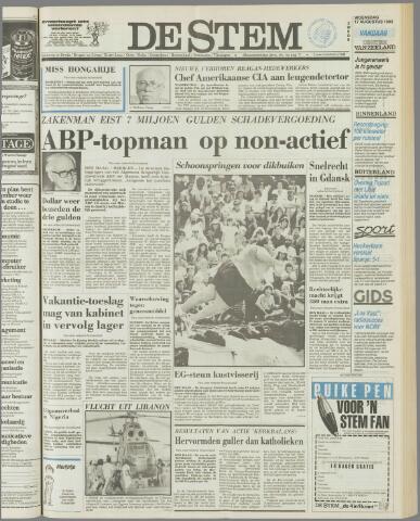 de Stem 1983-08-17