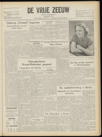 de Vrije Zeeuw 1953-08-04