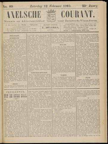 Axelsche Courant 1910-02-12