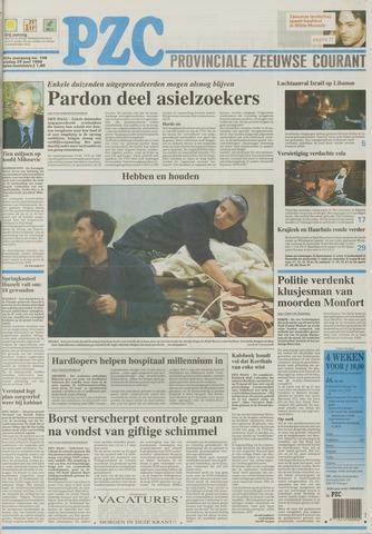 Provinciale Zeeuwse Courant 1999-06-25