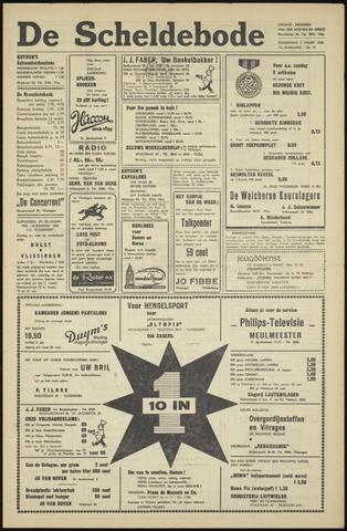 Scheldebode 1960-03-03