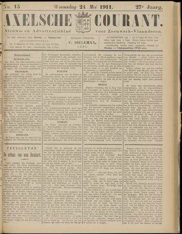 Axelsche Courant 1911-05-24