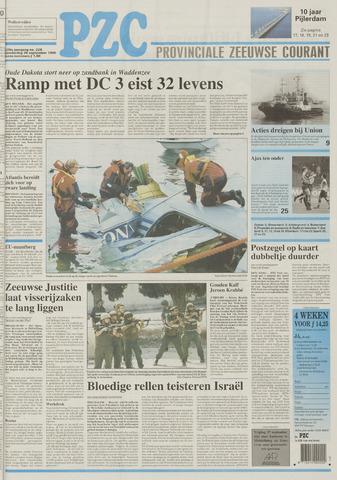 Provinciale Zeeuwse Courant 1996-09-26