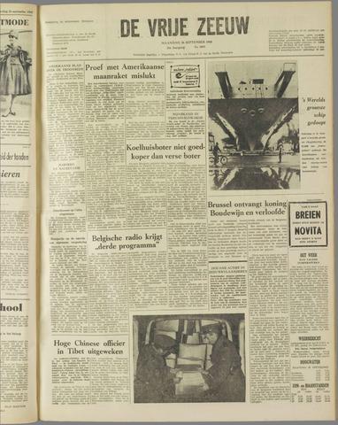 de Vrije Zeeuw 1960-09-26