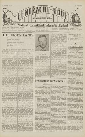 Eendrachtbode (1945-heden)/Mededeelingenblad voor het eiland Tholen (1944/45) 1949-05-27