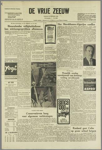 de Vrije Zeeuw 1963-10-25