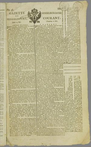 Middelburgsche Courant 1811-05-14