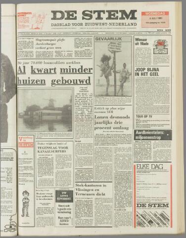 de Stem 1980-07-09