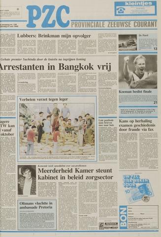 Provinciale Zeeuwse Courant 1992-05-21