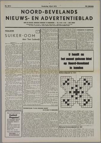 Noord-Bevelands Nieuws- en advertentieblad 1979-07-19