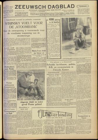 Zeeuwsch Dagblad 1954-11-18