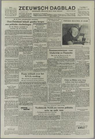 Zeeuwsch Dagblad 1953-01-30