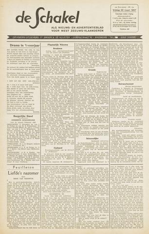 De Schakel 1957-03-22
