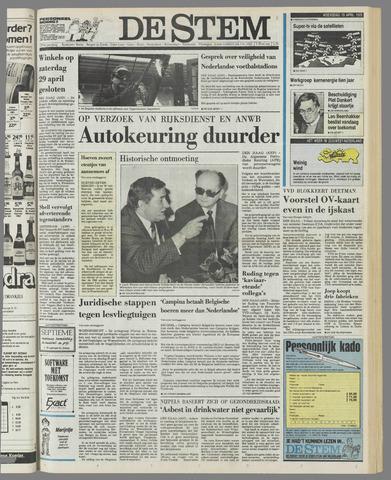 de Stem 1989-04-19
