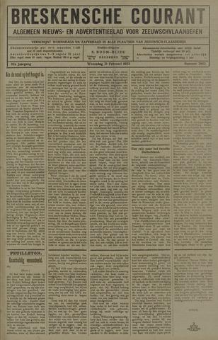 Breskensche Courant 1923-02-21