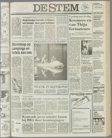 de Stem 1981-08-05