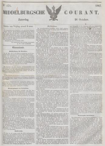 Middelburgsche Courant 1867-10-26
