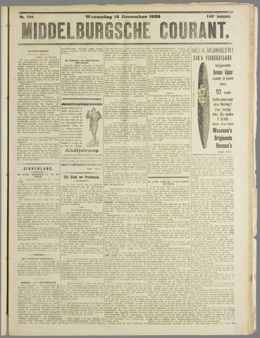 Middelburgsche Courant 1925-12-16