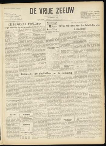 de Vrije Zeeuw 1956-08-14