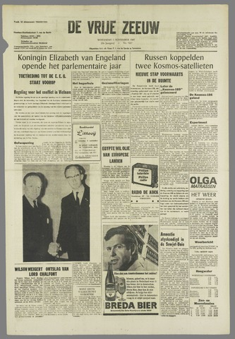 de Vrije Zeeuw 1967-11-01