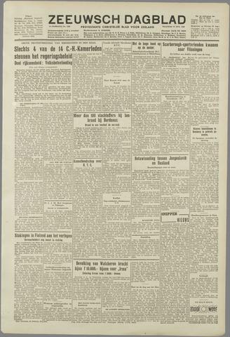 Zeeuwsch Dagblad 1949-08-22