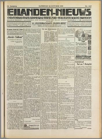 Eilanden-nieuws. Christelijk streekblad op gereformeerde grondslag 1939-10-28