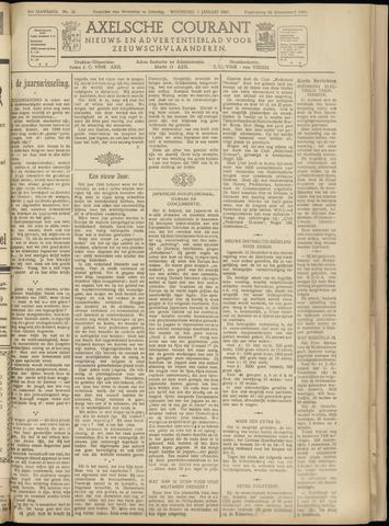 Axelsche Courant 1947