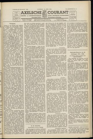 Axelsche Courant 1949-04-23