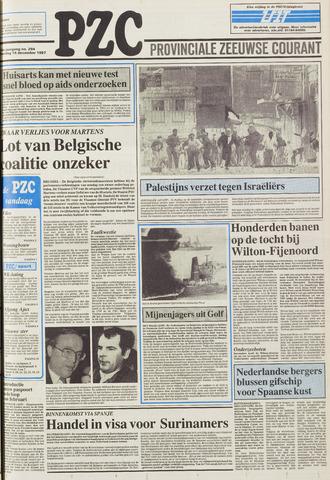 Provinciale Zeeuwse Courant 1987-12-14