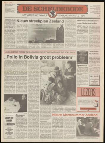 Scheldebode 1986-02-20