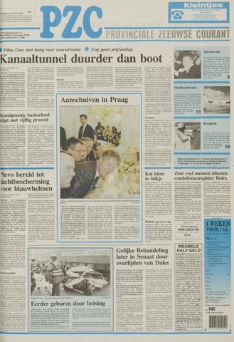 Provinciale Zeeuwse Courant 1994-01-12