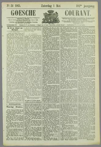 Goessche Courant 1915-05-01