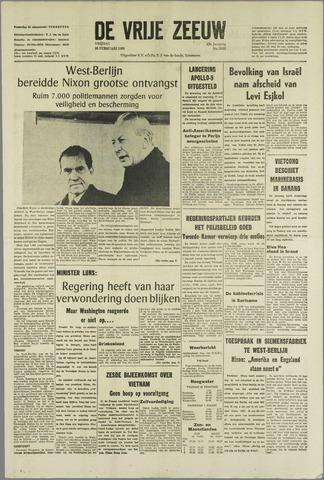 de Vrije Zeeuw 1969-02-28