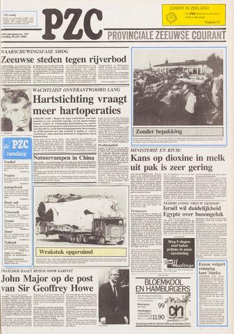 Provinciale Zeeuwse Courant 1989-07-25