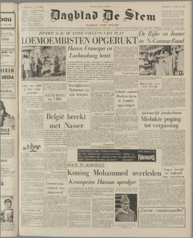 de Stem 1961-02-27