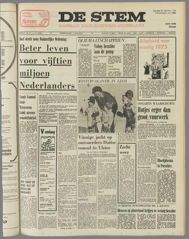 de Stem 1973-12-29