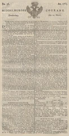 Middelburgsche Courant 1763-03-24