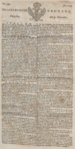 Middelburgsche Courant 1779-12-07