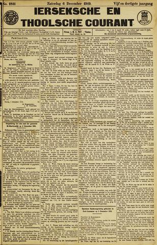 Ierseksche en Thoolsche Courant 1919-12-06