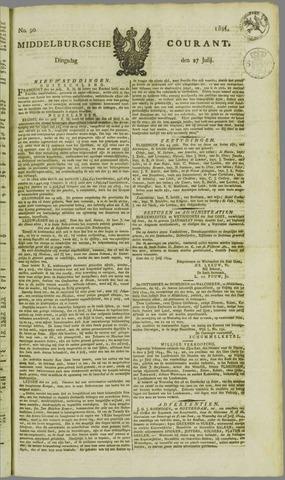 Middelburgsche Courant 1824-07-27
