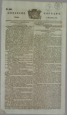 Goessche Courant 1833-11-29