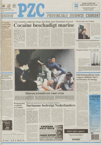 Provinciale Zeeuwse Courant 1998-07-11