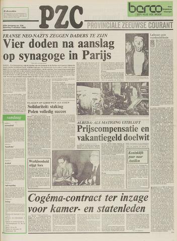 Provinciale Zeeuwse Courant 1980-10-04